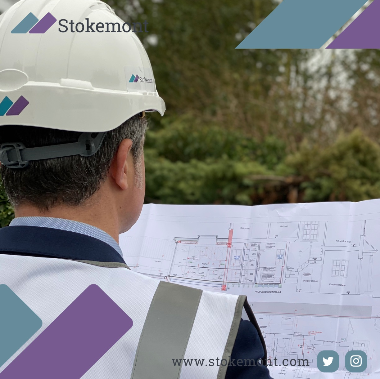 #PartyWall #Surveying Our #Surveyors on site completing an inspection get in #touch with us #today!